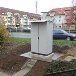 Monitoring ovzduší – náhled